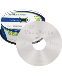 MediaRange DVD-R 4.7GB (MR403)
