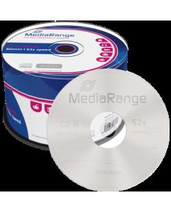 MediaRange CD-R 700MB|80min (MR207)